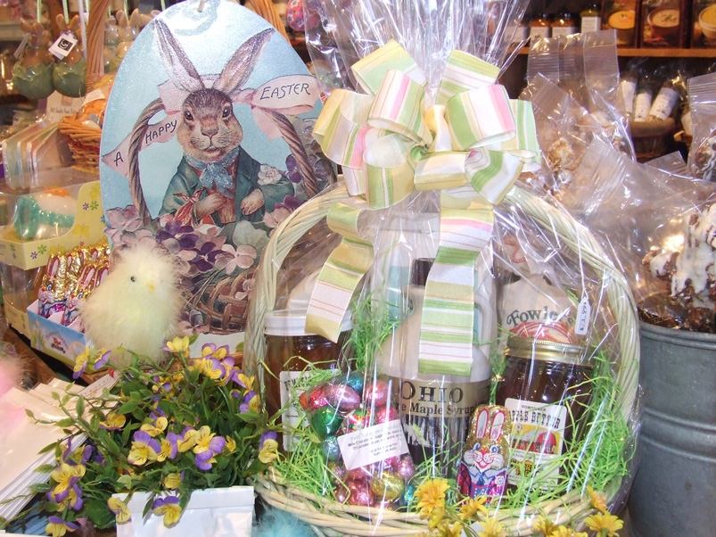 Gift baskets sunrise farm easter gift basket1 negle Gallery