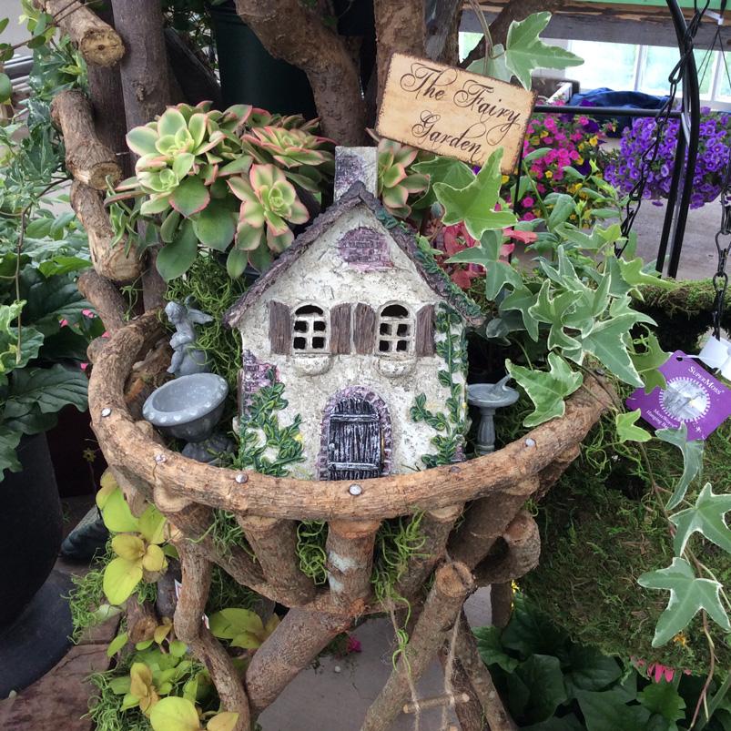 Fairy Gardening Sunrise Farm
